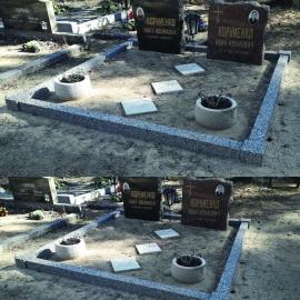 Pesubetoonist 2 hauakoht  ( koos vundamendiga )