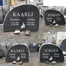(50x70 sm ) Надгробный камень и гравировка