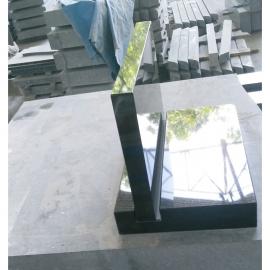 Hauaplaadi graniidist alus (poleeritud servadega)