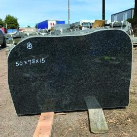 Hauakivi 50x78x15 cm  - ainult materjal