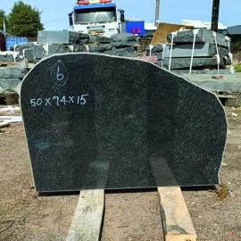 Hauakivi 50x74x15cm  - ainult materjal