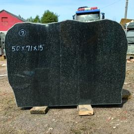 Hauakivi 50x71x15cm  - ainult materjal