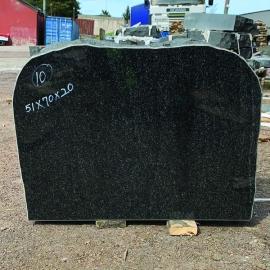 Hauakivi 51x70x20 cm  - ainult materjal