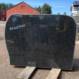 Hauakivi 12 - 50x67x20 cm  - ainult materjal