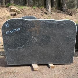 Hauakivi 13- 50x81x20 cm- ainult materjal