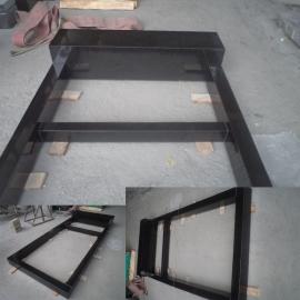 Hauapiirded 125x10x15 - ainult materjal
