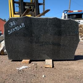 Hauakivi NR33 - 50x90x11 cm - ainult materjal