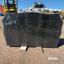 Hauakivi Nr35 - 51x87x12 cm - ainult materjal