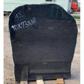 Памятники Nr42 -90x73x18 cm  только материал