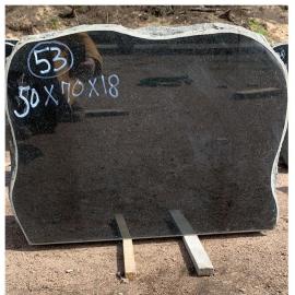 Памятники NR53- 50x70x18 cm  только материал
