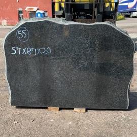 Памятники NR55- 57x87x20 cm  только материал